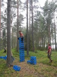 synttäriohjelmaa aikuisille Heinola